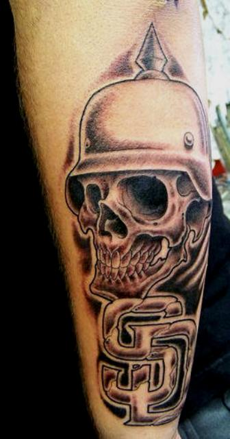 Tattoo Ideal Skull 3D Tattoos Ideas And Designs