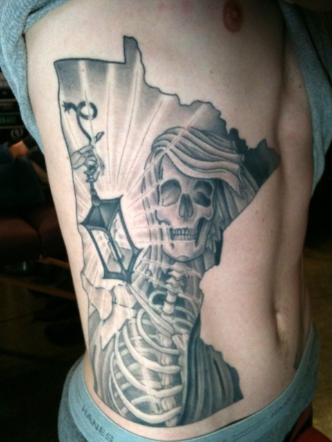 Tattoo Of The Week Ideas And Designs