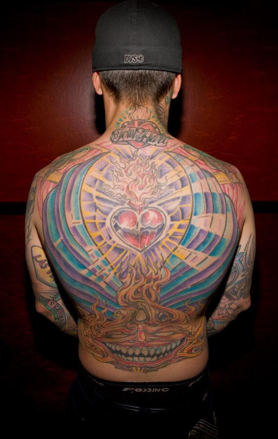 Tattoo Styles For Men And Women Carey Hart S Tattoos Style Ideas And Designs