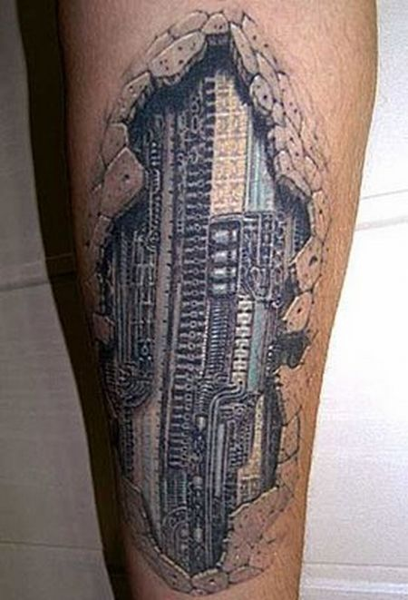 Tattoos 3D Tattoos Ideas And Designs