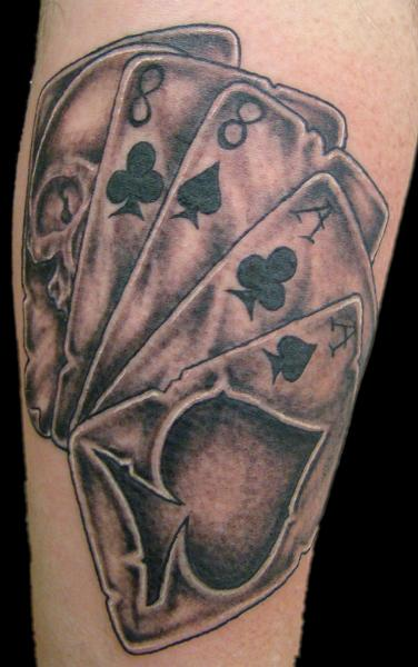 Free Amazing Styles Playing Cards Tattoo Designs Photos Ideas And Designs