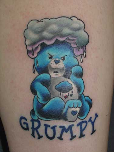 Noor Fashion House Care Bear Tattoos Ideas And Designs