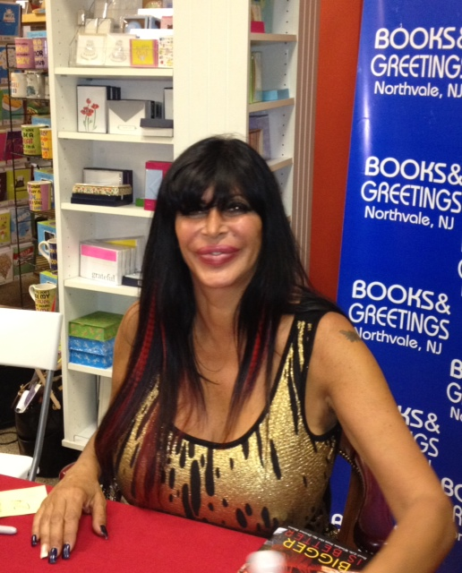 "Big Ang ""Bigger Is Better"" Book Signing M O B Wives Ideas And Designs"