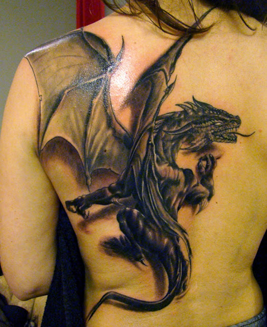 All About Fashion 3D Tattoos Fashion 2012 Ideas And Designs