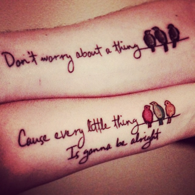 Carri Us Home To Tattoo Or Not To Tattoo Ideas And Designs