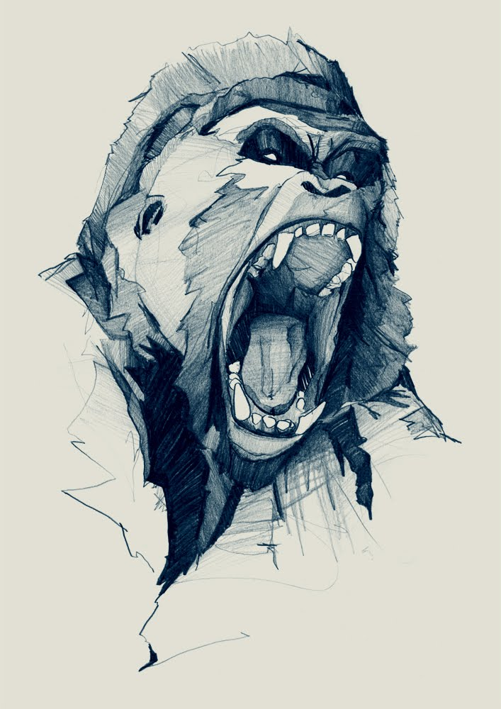 Fallait Pas Gorilla Reference Ideas And Designs
