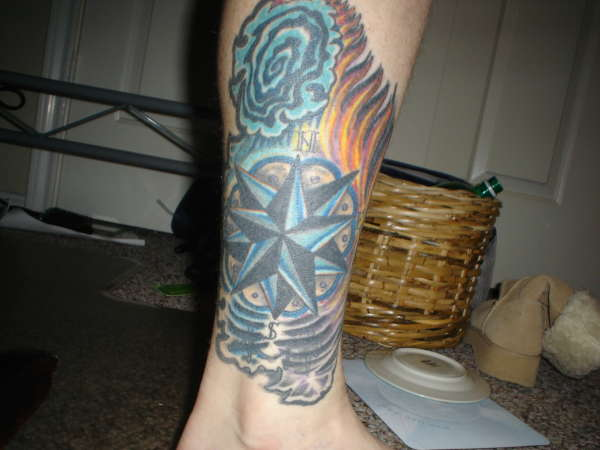 Leg 1 4 Sleeve Tattoo Ideas And Designs