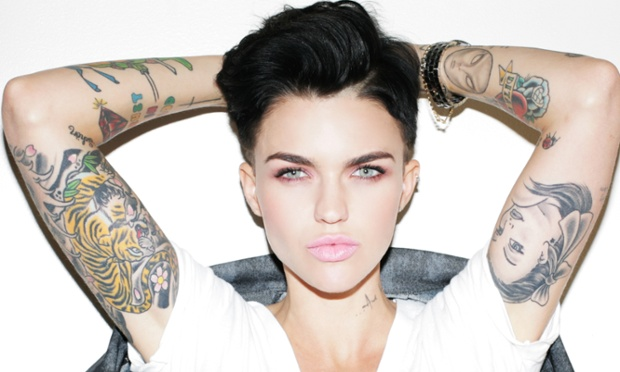 Ruby Rose Exploding With Joy At New Role In Orange Is Ideas And Designs