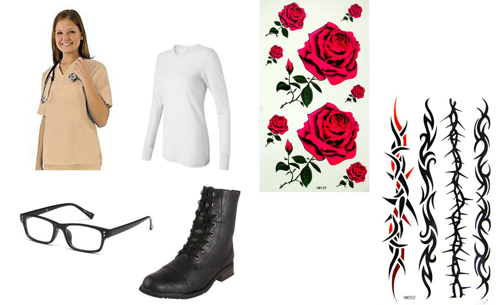 Alex Vause Costume Diy Guides For Cosplay Halloween Ideas And Designs