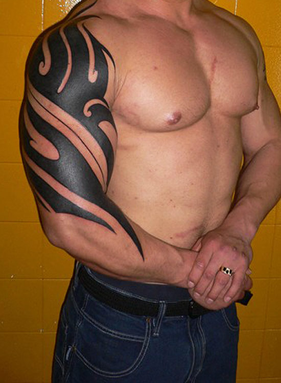 Greatest Tattoos Designs Tribal Arm Tattoo Designs For Men Ideas And Designs