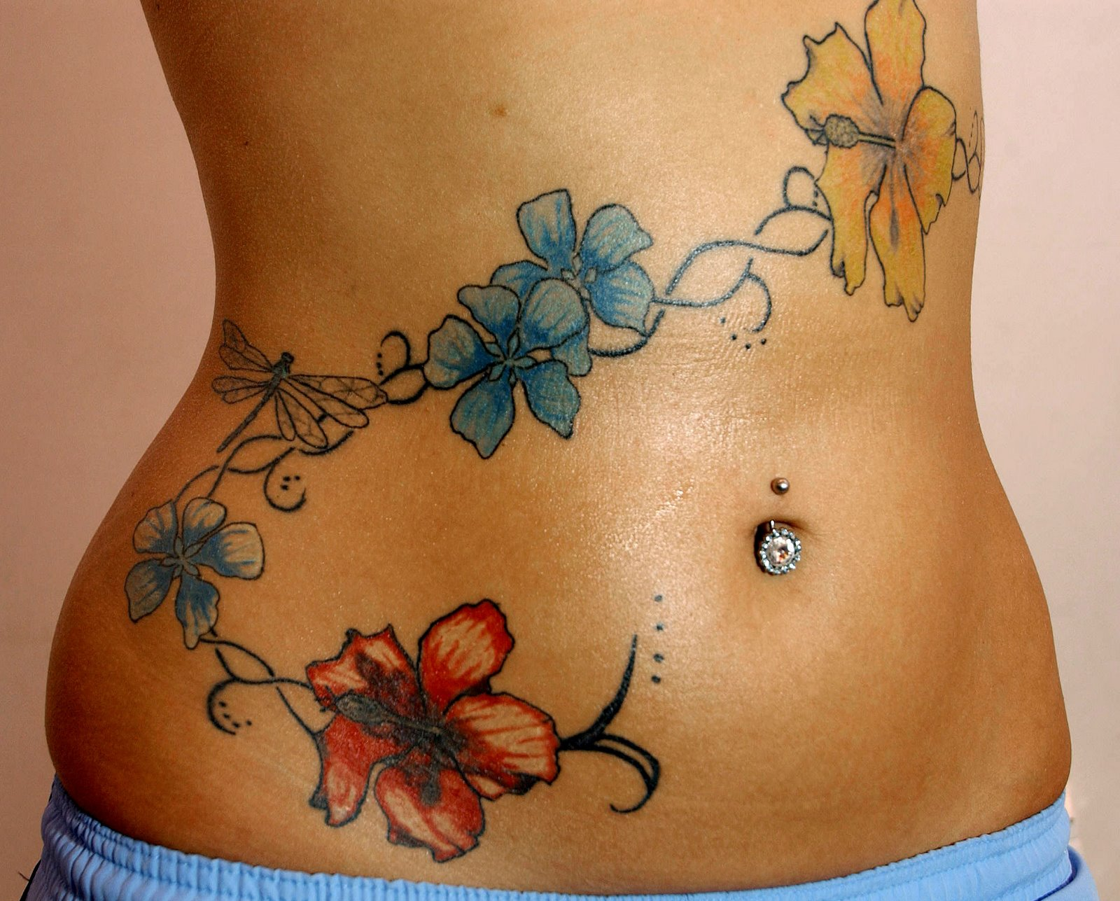 Flower Tattoos For Girls All About Ideas And Designs