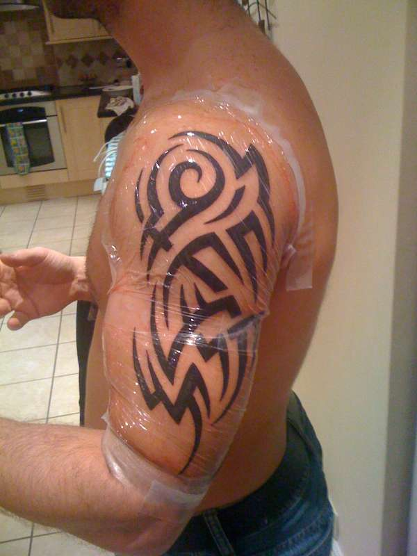 Tribal Arm Tattoos Tattoo Pictures Ideas And Designs