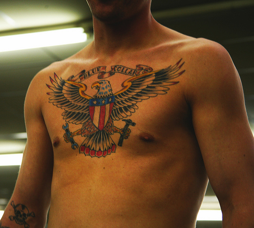 Zoom Tattoos Eagle Tattoo Gallery 1 Ideas And Designs