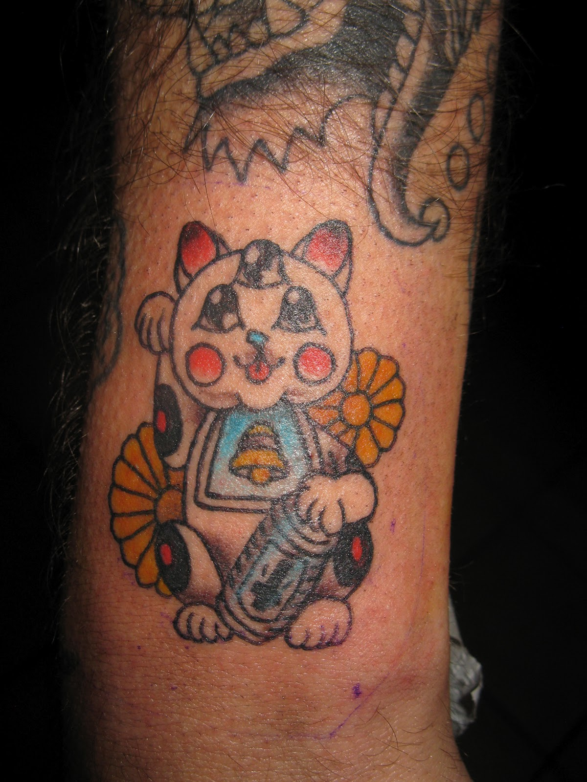 Lucky 13 Tattoo Shop March 2012 Ideas And Designs