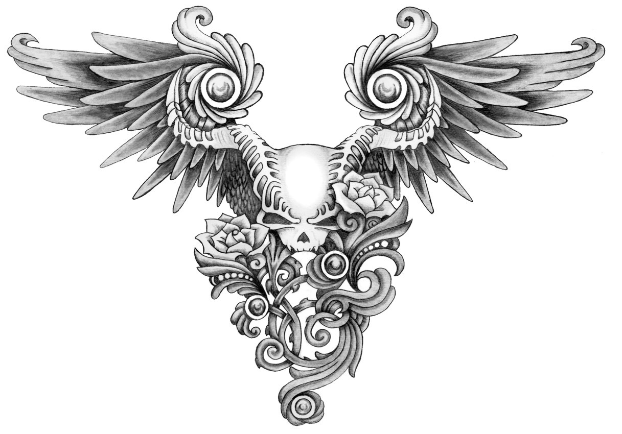 Tattoo Sketches3D Tattoos Ideas And Designs