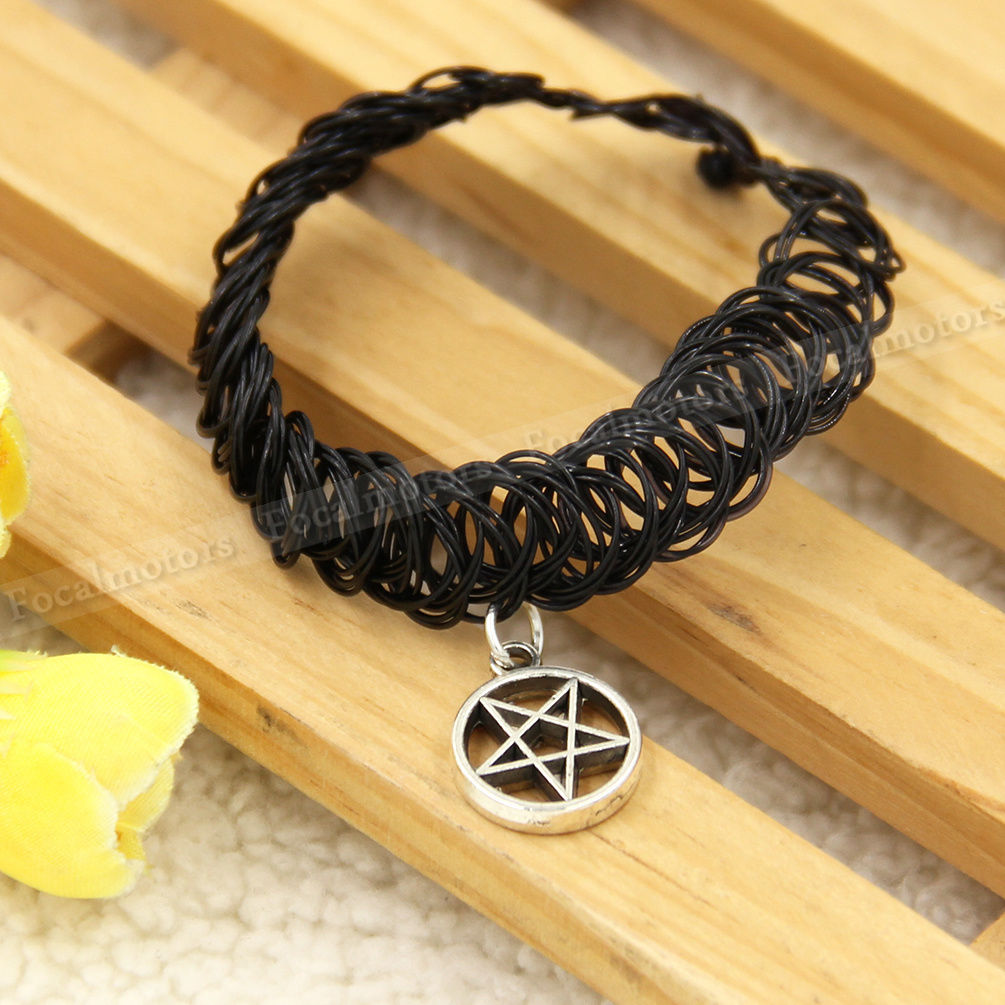 Vintage Stretch Tattoo Choker Necklace Elastic Punk Gothic Ideas And Designs