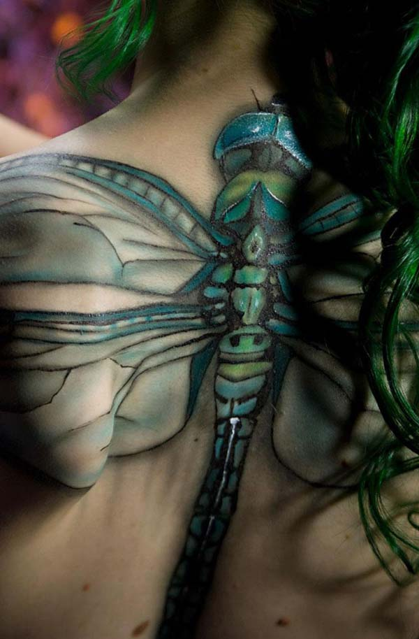 Top 15 Most Amazing 3D Tattoo Gallery Themescompany Ideas And Designs