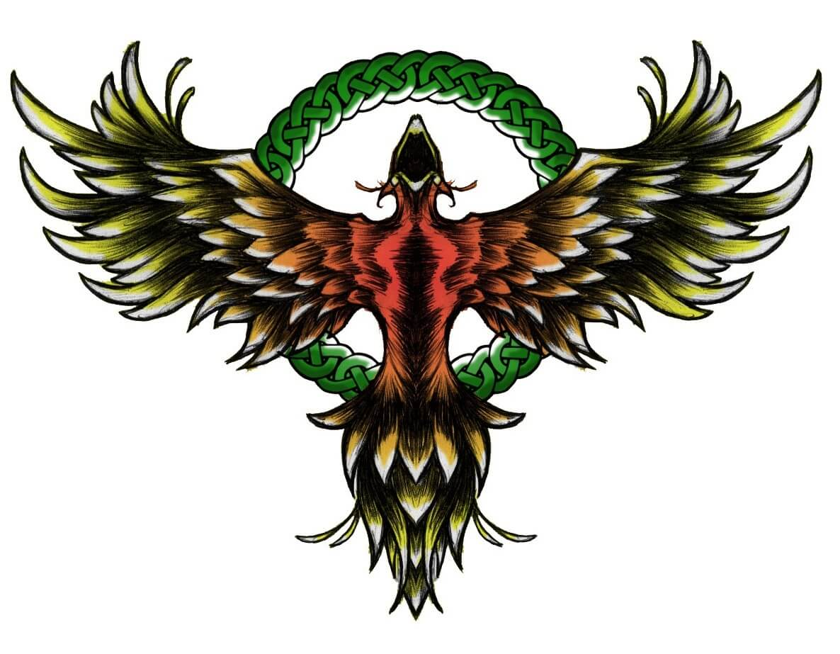 Phoenix Tattoo Designs The Body Is A Canvas Ideas And Designs