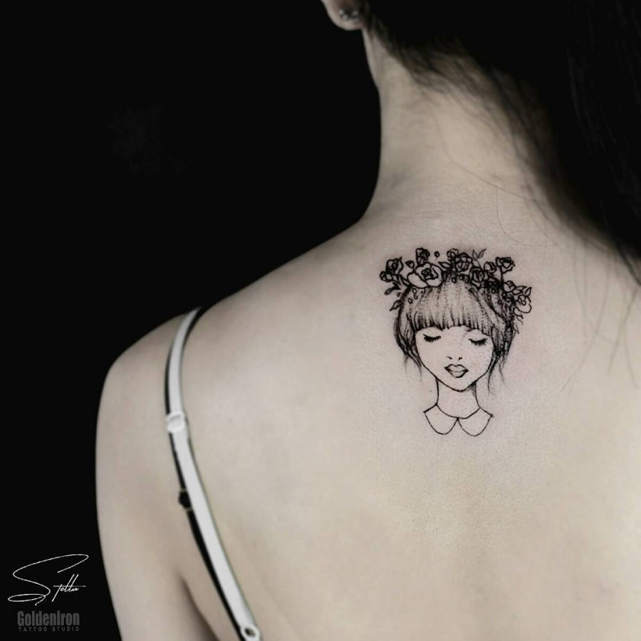 69 Most Feminine Tattoo Designs For Women Page 4 Of 7 Ideas And Designs
