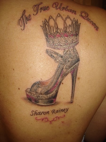 True Urban Queen Tattoo And Michael Jackson – Over Ideas And Designs