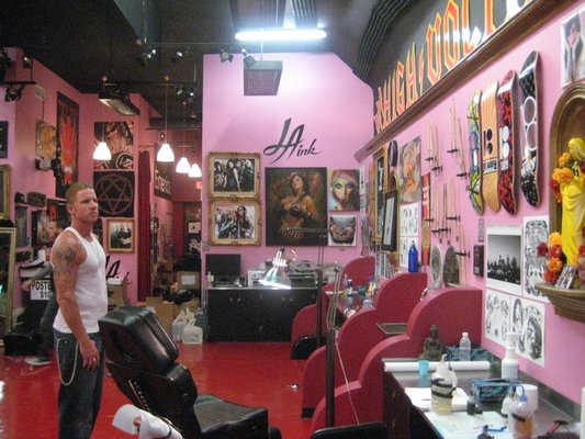 The Tattoo World The Tattoo Shop Information Ideas And Designs