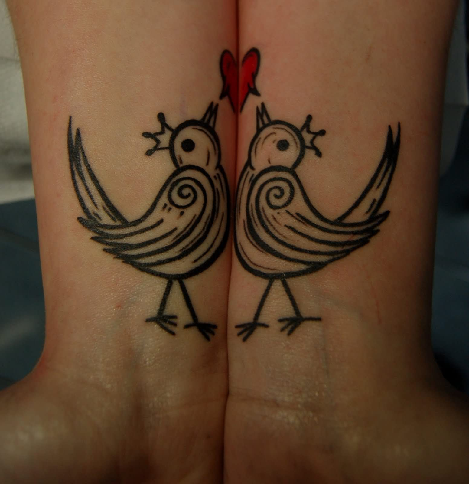 Couple Tattoos Ideas And Designs