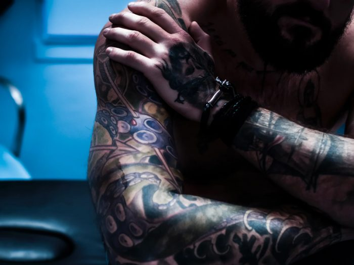 6 Signs You Might Be Addicted To Tattoos Tattooaholic Com Ideas And Designs