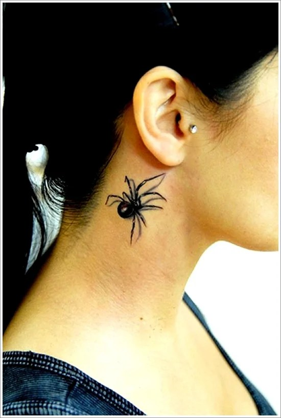 35 Spider Tattoos That Will Get You All Tangled Ideas And Designs