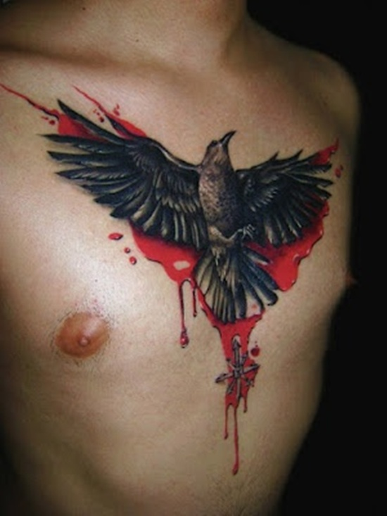 55 Artistic Raven Tattoo Designs Ideas And Designs