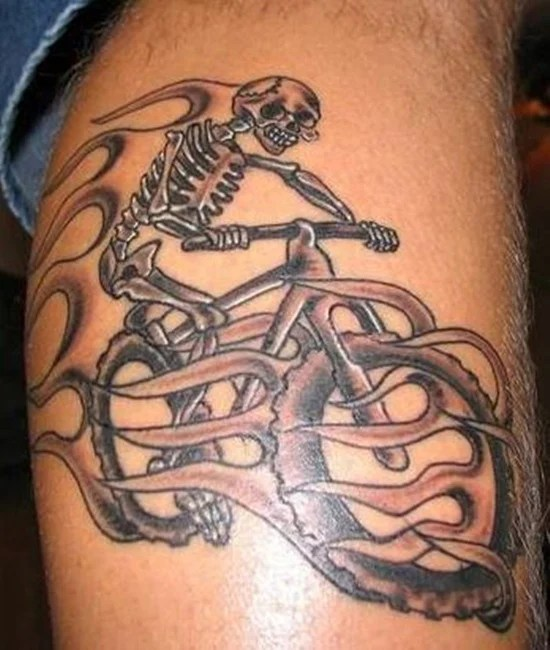 30 Bicycle Tattoo Ideas For You Ideas And Designs