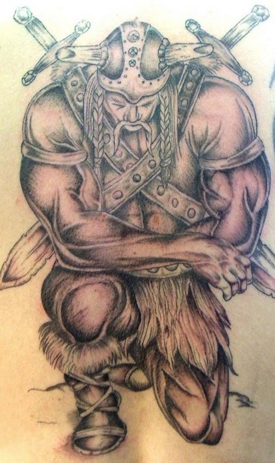 25 Amazing Warrior Tattoos Ideas And Designs