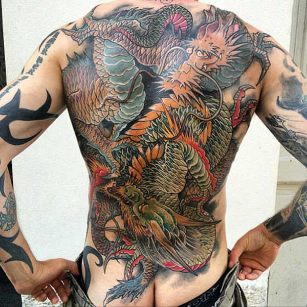 Dragon Tattoos 101 Pictures With Meaning Ideas And Designs