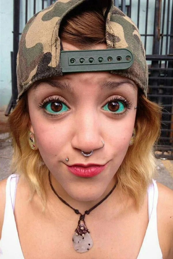 23 Eyeball Tattoos For People Who Love Extreme Body Mods Ideas And Designs
