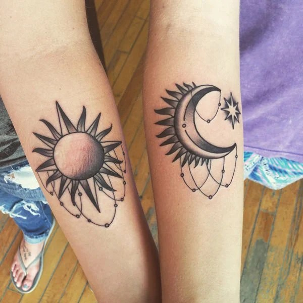 Best Friend Tattoos 110 Super Cute Designs For Bffs Ideas And Designs
