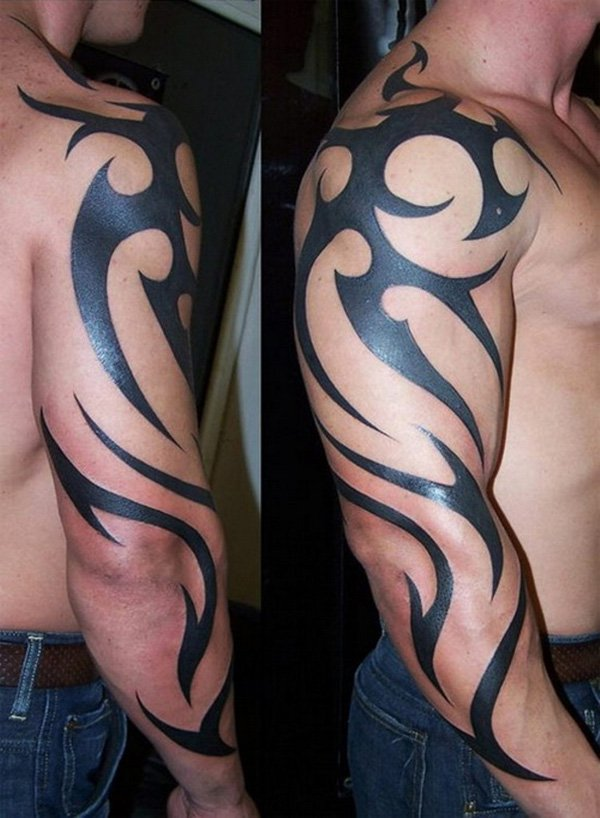 Best Tribal Tattoo Designs For Men And Women The Xerxes Ideas And Designs