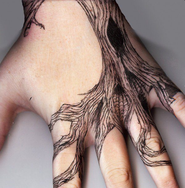 Tree Tattoos For Men Ideas And Designs For Guys Ideas And Designs