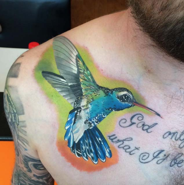 Hummingbird Tattoos For Men Ideas And Inspiration For Guys Ideas And Designs