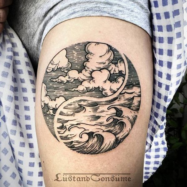 Yin Yang Tattoos For Men Ideas And Inspiration For Guys Ideas And Designs