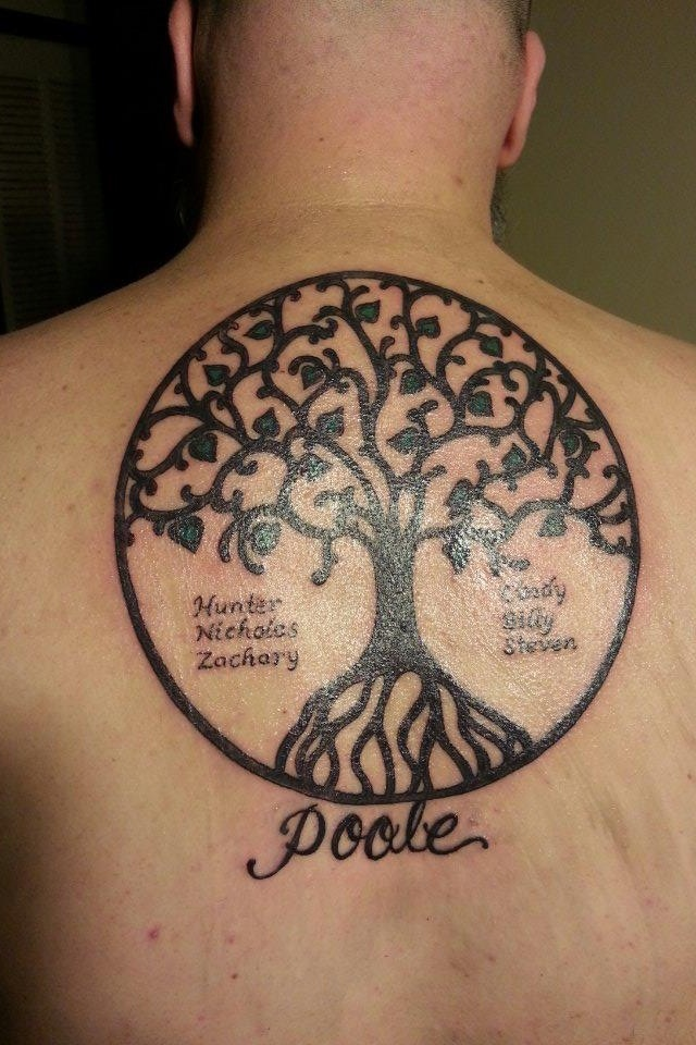 76 Tree Tattoos Ideas To Show Your Love For Nature Mens Ideas And Designs