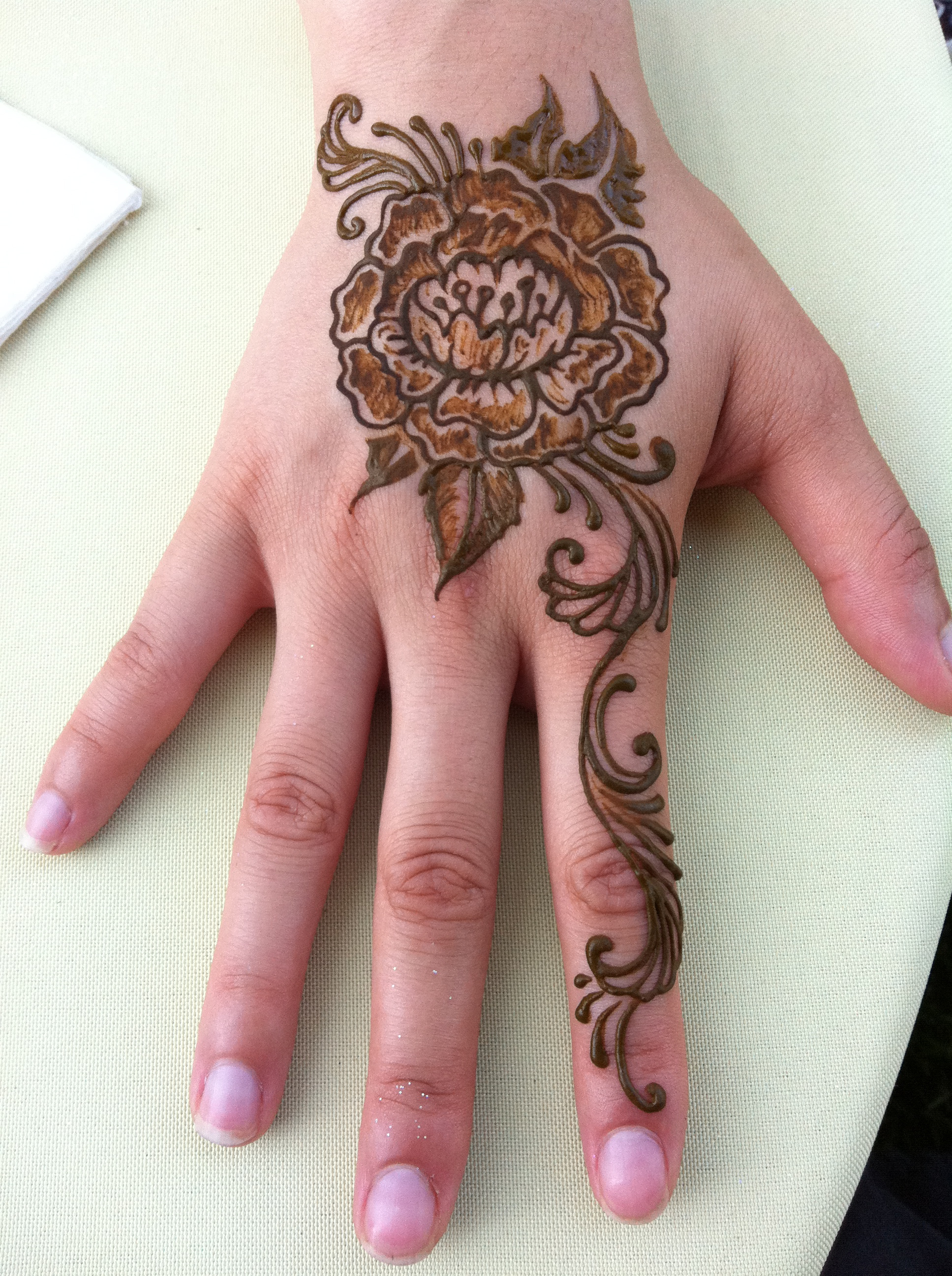 Henna Tattoos Chicago Area Face Painting Henna Ideas And Designs