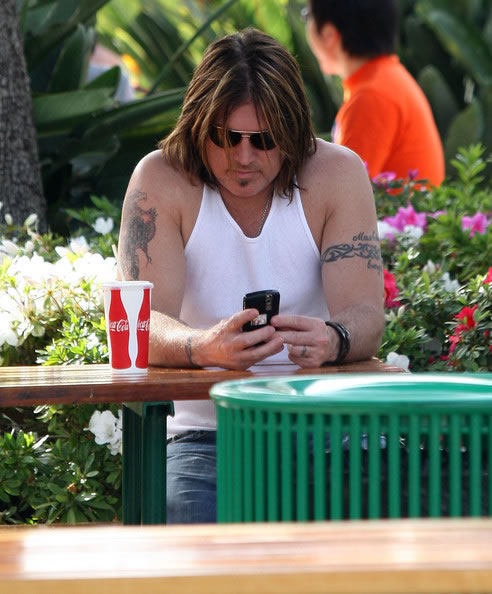 Billy Ray Cyrus Tattoos Pictures Images Pics Photos Of His Ideas And Designs