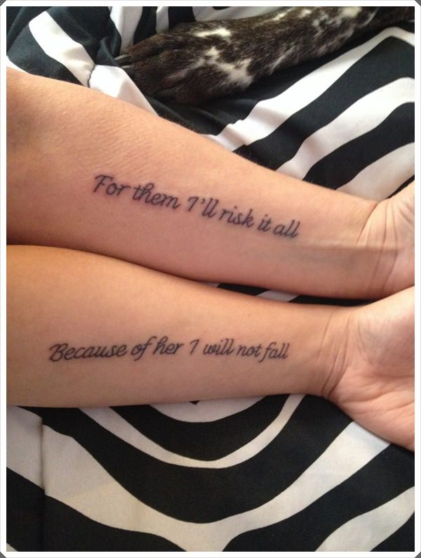 50 Truly Touching Mother Daughter Tattoo Designs Ideas And Designs