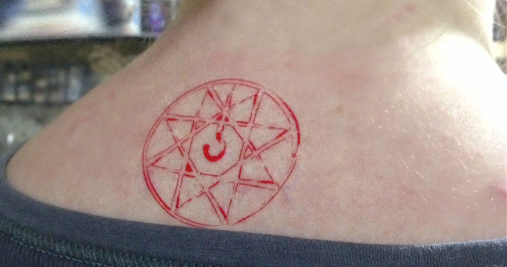 Fma Blood Seal Temporary Tattoo Shut Up And Take My Yen Ideas And Designs
