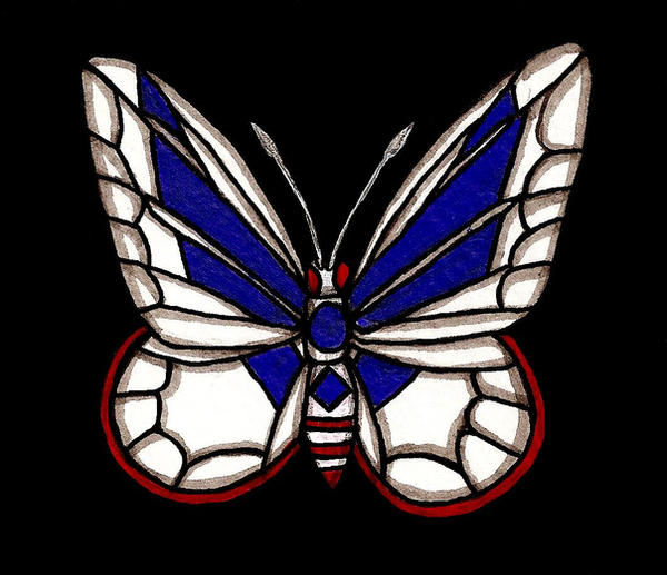 Air Force Butterfly By Janiceghosthunter On Deviantart Ideas And Designs