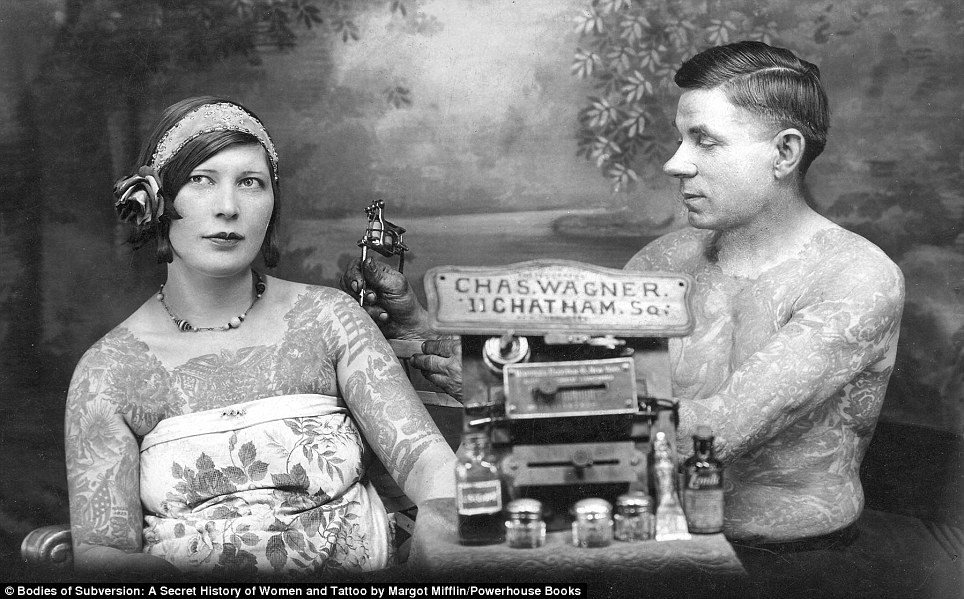 History Of Women S Tattoos From Native Americans To Ideas And Designs