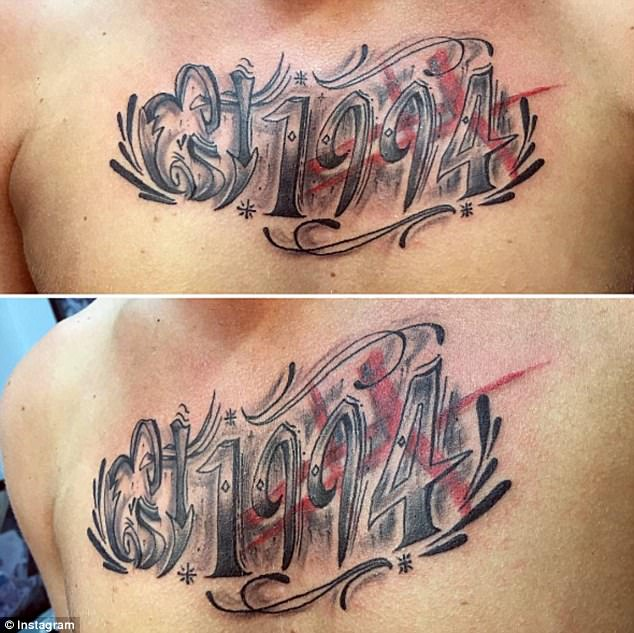 Bad Tattoo Pics Go Viral As Magaluf Party Goers Get Inked Ideas And Designs