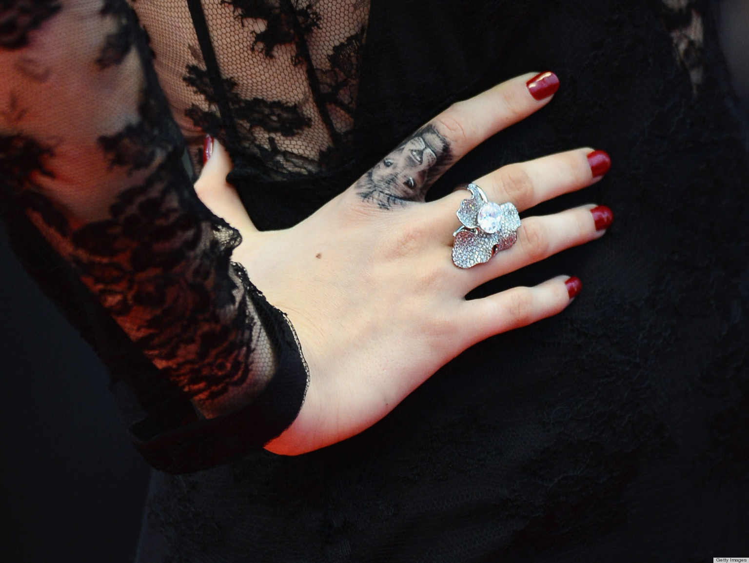 Cara Delevingne On Tattoos I Want Loads More All Over Ideas And Designs