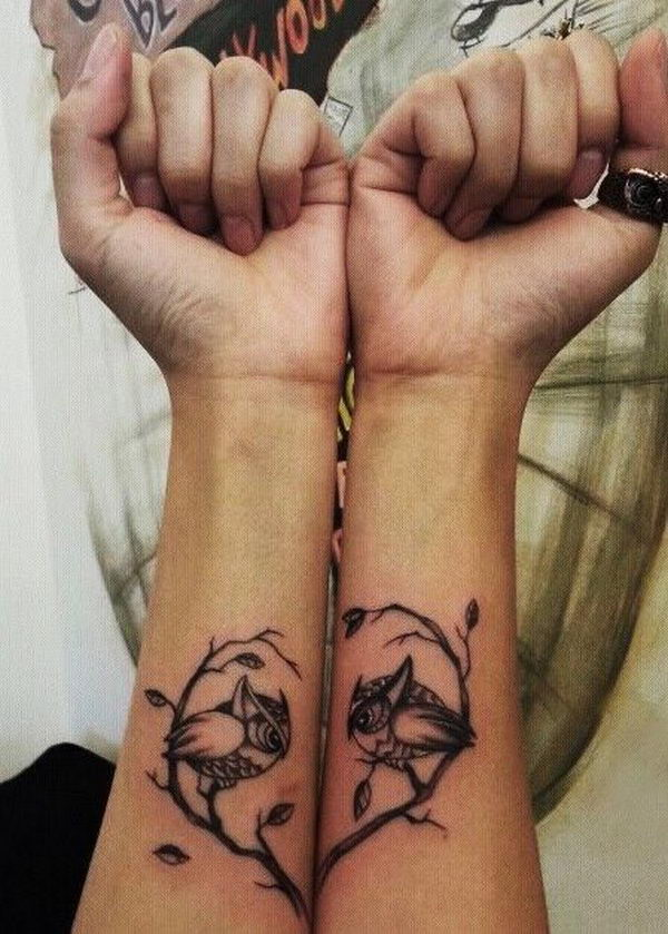 40 Creative Best Friend Tattoos Hative Ideas And Designs