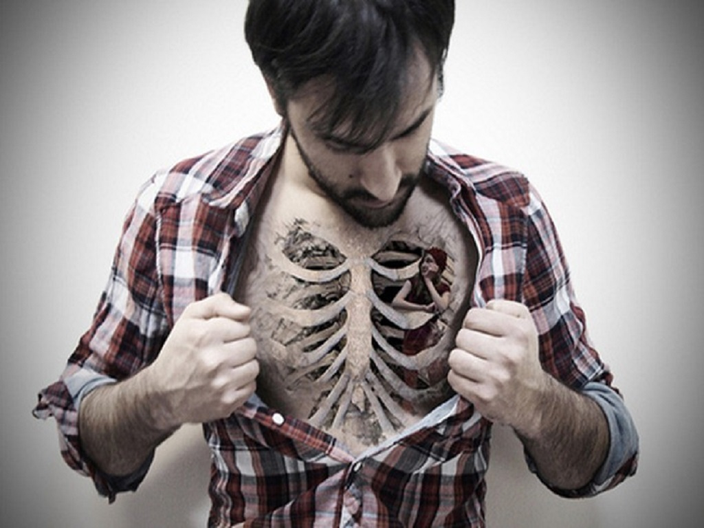 Cool Chest Tattoo Designs For Men Funny Free Hd Wallpapers Ideas And Designs