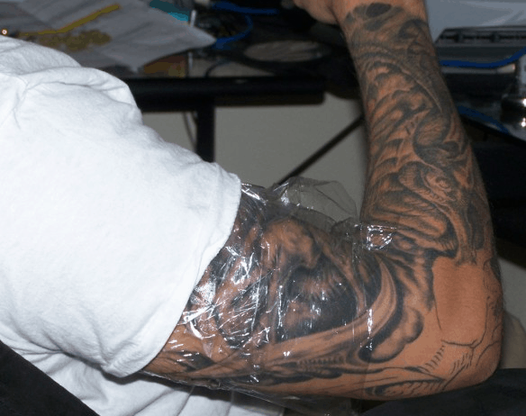 Tattoo Aftercare Tattoo Wound Care After Inked Tattoo Ideas And Designs